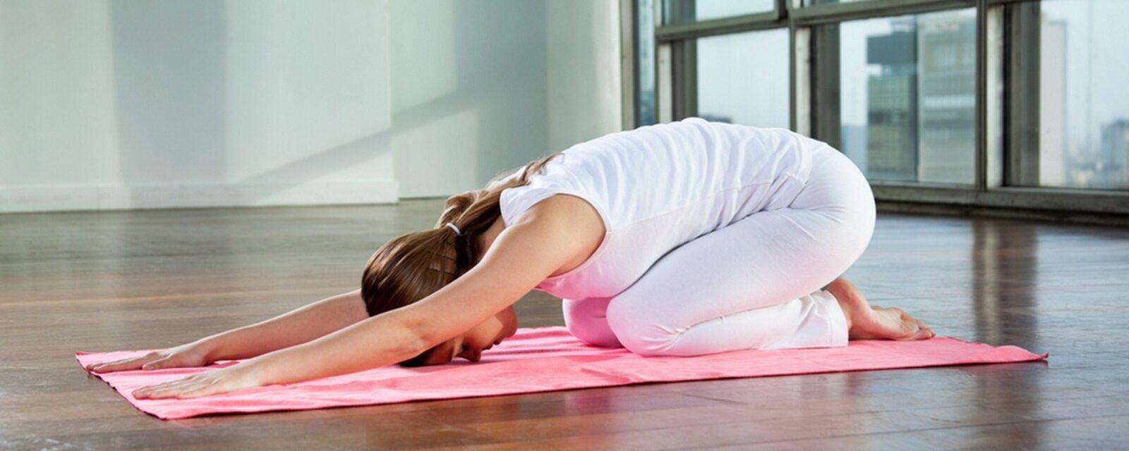 10 поз йоги для похудения