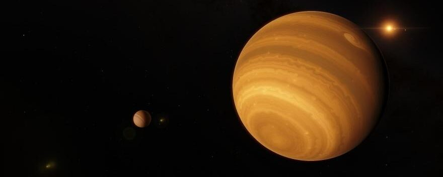 Транзит Юпитера: самая благоприятная планета