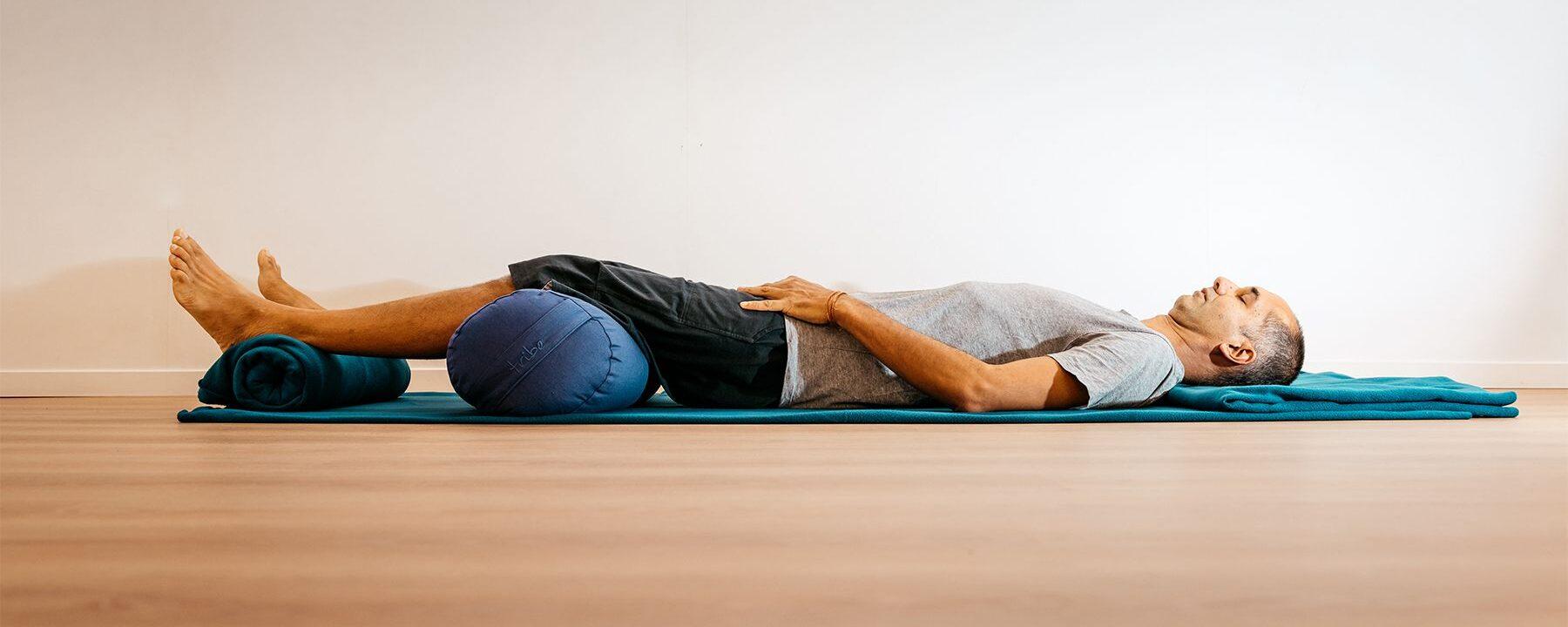 Практика йога-нидры