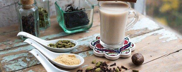 Аюрведический чай со специями