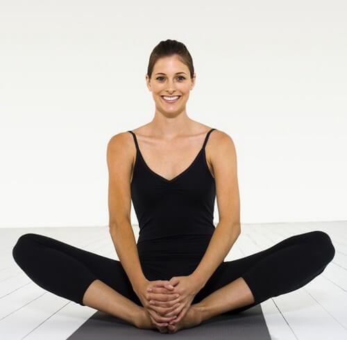 простая йога для похудения